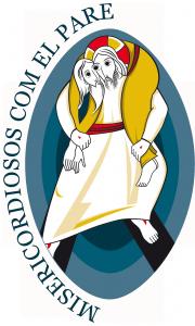 Logo Any Misericòrdia CAT transparent amb lletra